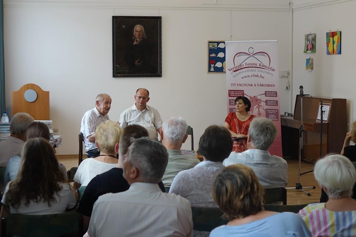 Gazda József, Kozma Csaba és Meister Éva