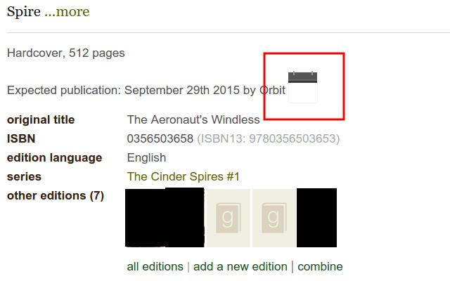 goodreads-add-to-calendar
