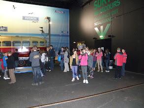 Photo: 1. den - Haly jsou plné nejrůznějších lokomotiv a vagónů (Cité du Train, Mulhouse, Francie)