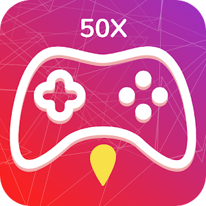 GameBox Faster Ultimate Experience 1.8 by GoSM logo