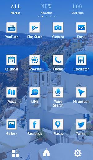 Santorini, Greece +HOME Theme 1.0.0 Windows u7528 3