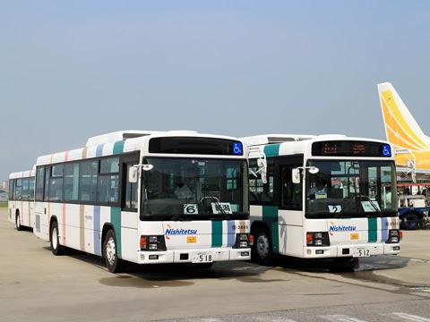 西日本鉄道 福岡空港ランプバス 2665 その2