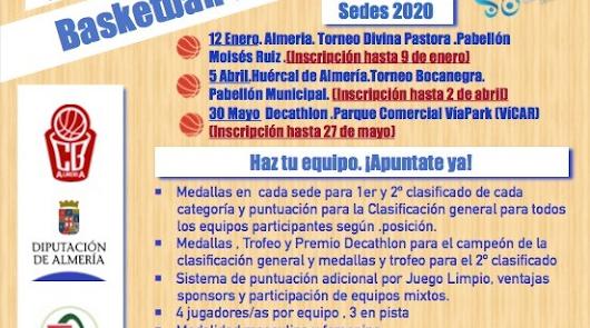 Basketball 3x3 para abrir el nuevo año