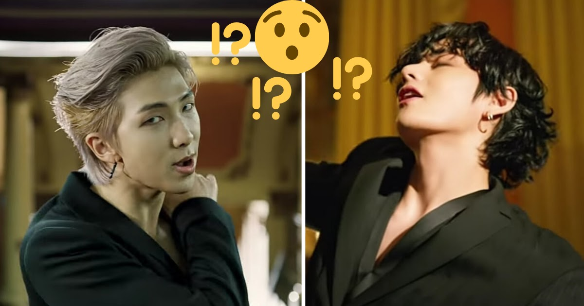 Bts Just Released Their Black Swan Mv And These 10 Hilarious Tweets Prove Just How Much Armys Were Caught By Surprise Koreaboo