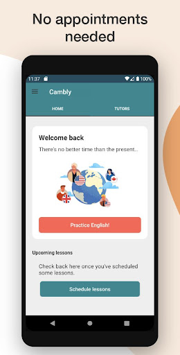 Cambly - English Teacher screenshots 4