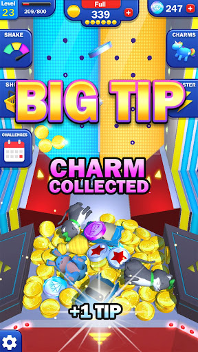 Tipping Point Blast! - Free Coin Pusher android2mod screenshots 7