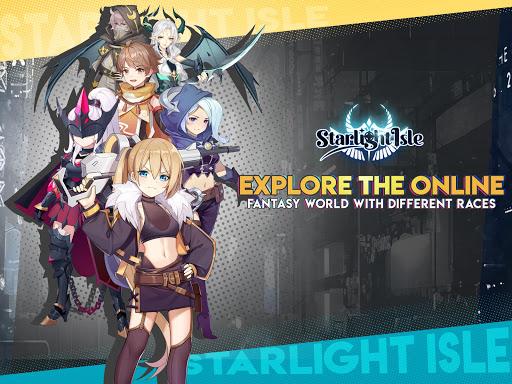 Starlight Isle-New Adventure Story screenshot 11