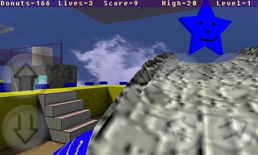Donut Man 3D Alpha  screenshots 15