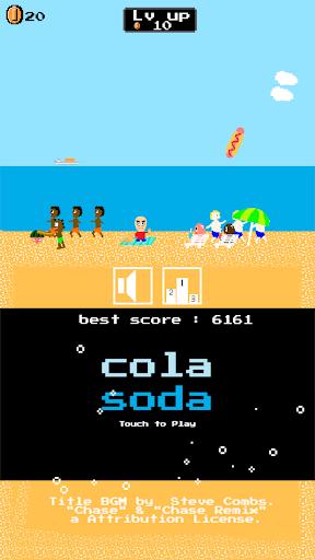 cola soda hotdog-paradise Pang