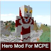 Hero Mod For MCPE