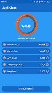 Mob Cleaner App- screenshot thumbnail