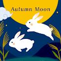 Cute Wallpaper Autumn Moon Theme icon