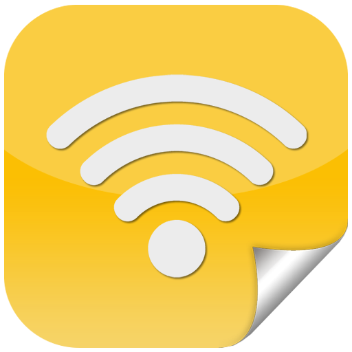 無線LANパスワードハッカーの悪ふざけ 娛樂 App LOGO-APP試玩