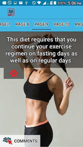 玩免費遊戲APP|下載Lose weight wisely app不用錢|硬是要APP