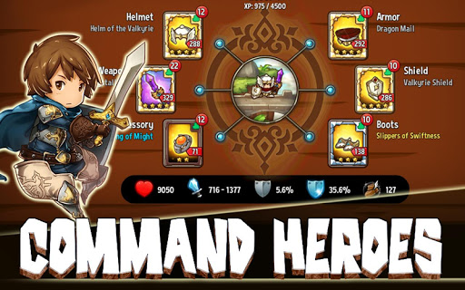Crazy Defense Heroes: Tower Defense Strategy TD 1.9.9 screenshots 14