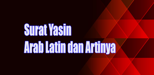 Surat Yasin Arab Latin Terjemaha On Windows Pc Download Free