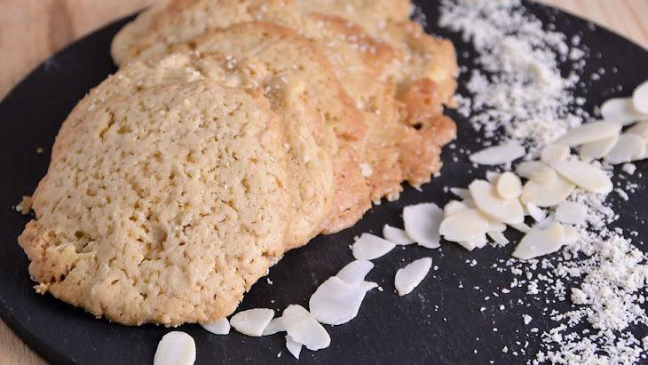 Healthy Almond Cookies Recipe