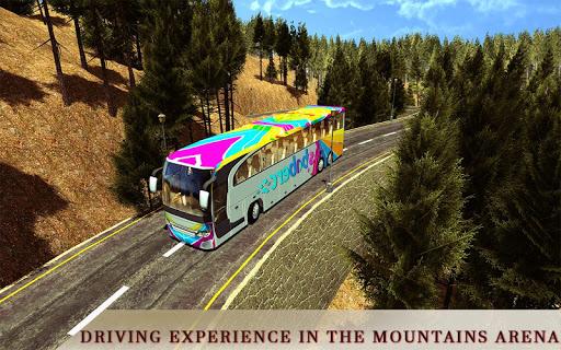 Heavy Mountain Bus simulator 2018 1.5 screenshots 4