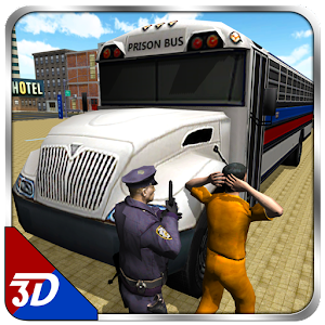 Policebus Prisoner Transport for PC and MAC