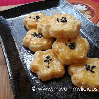 Egg Yolk Desserts Recipes.