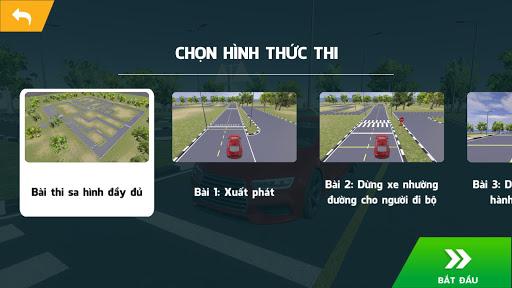 Hu1ecdc Sa Hu00ecnh GPLX 3D - u00d4n thi GPLX apktram screenshots 4