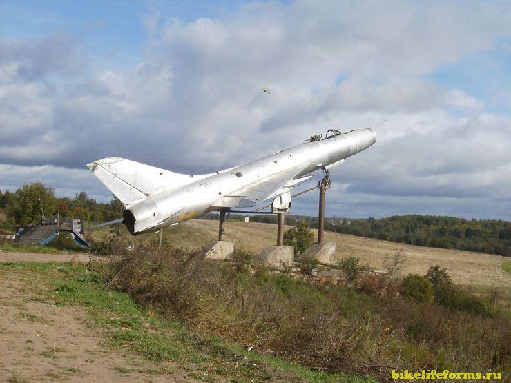 Самолет в Карманово