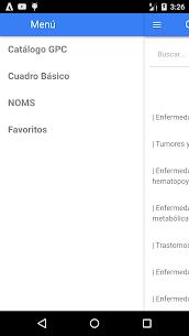 Descargar Salumex GPC NOMS Cuadro básico para PC ✔️ (Windows 10/8/7 o Mac) 1