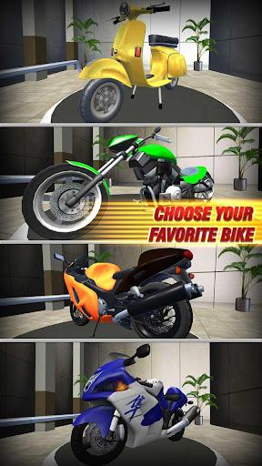 Bike Moto Traffic Racer 1.5 gameplay | by HackJr.Pw 9