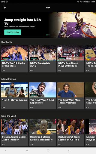 Spark Sport screenshot 8