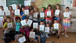 Mala planinarska škola 2017.