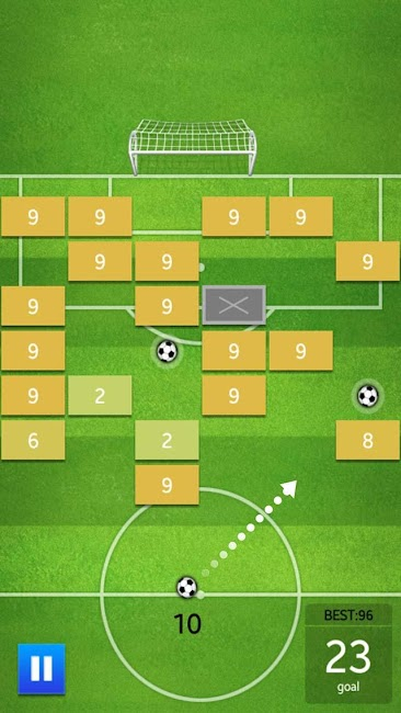 #12. Soccer Brick Game (Android)