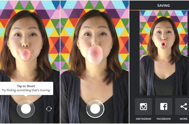 Best Apps for Instagram Business: Boomerang By Instagram