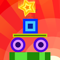 Blocks Stack and Balance icon