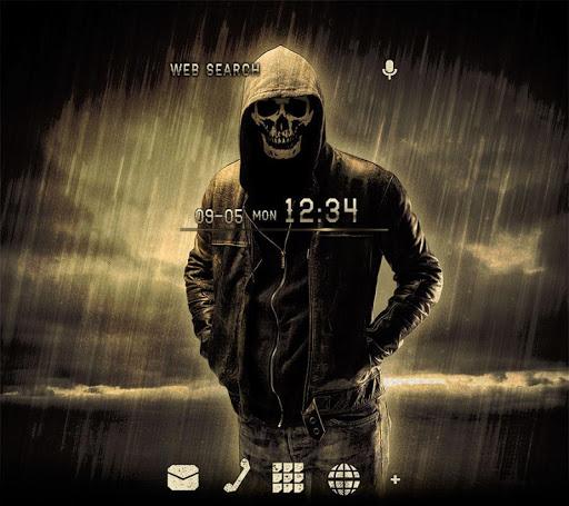 Stranger +HOME Theme 1.0.0 Windows u7528 1