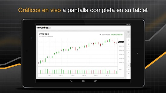 Bolsa, Forex, Bitcoin, Ethereum: Cartera, noticias Screenshot