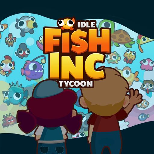 Idle Fish Inc: Melhores jogos de Tycoon e Clicker