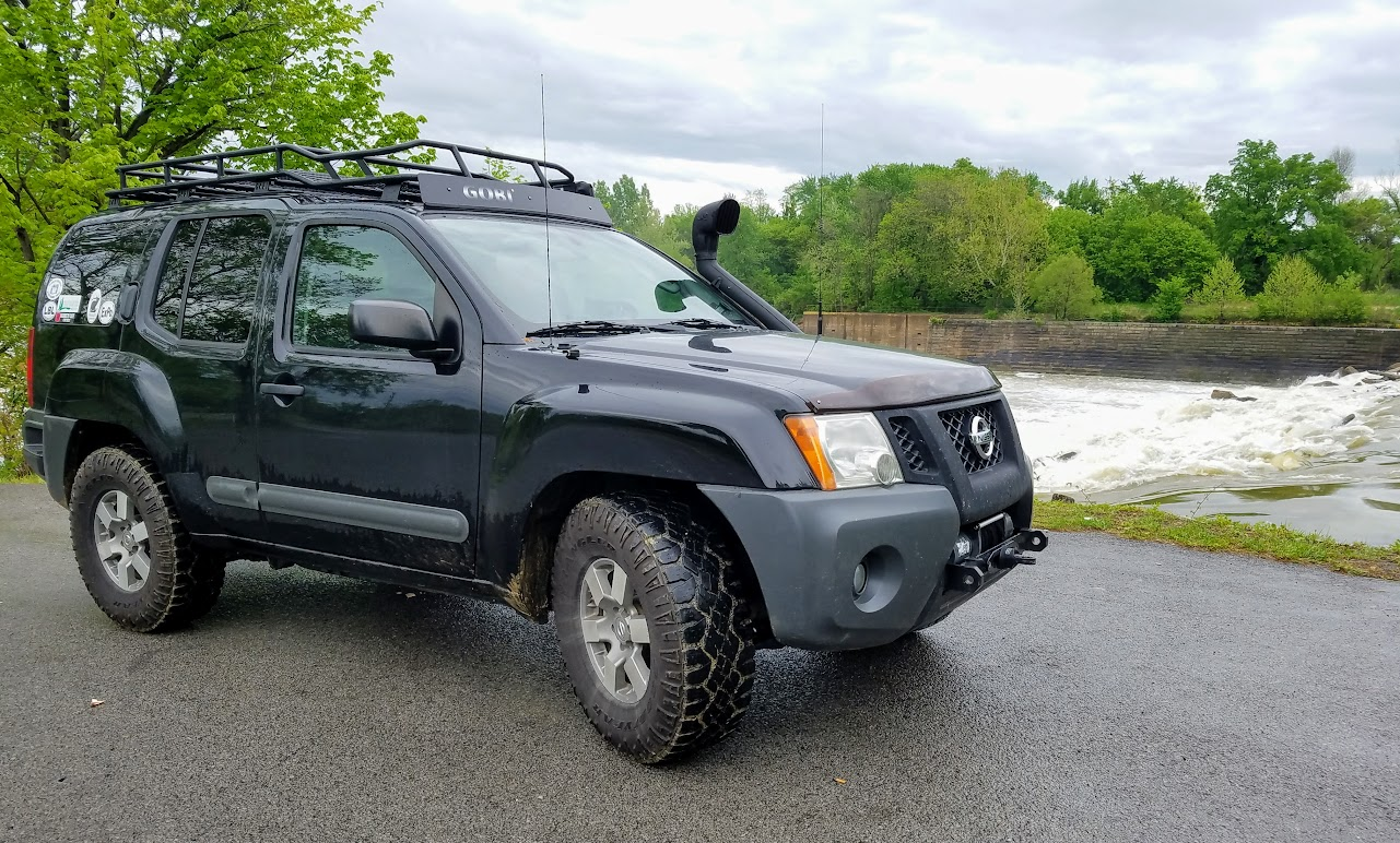 Toyota Bowling Green Ky >> GOBI on a Stock X? - Second Generation Nissan Xterra ...