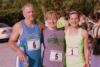 Photo: Jerry and Jackie McDaniel, Paula O' Neill