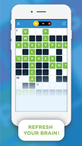 Crossword Quiz Screenshot