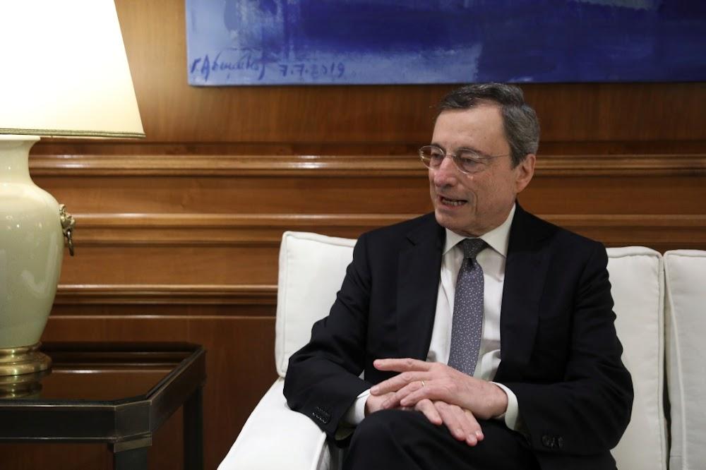 Dat Mario Draghi die EU-bankstelsel herstel het, is 'die grootste nie-waarheid wat bestaan'