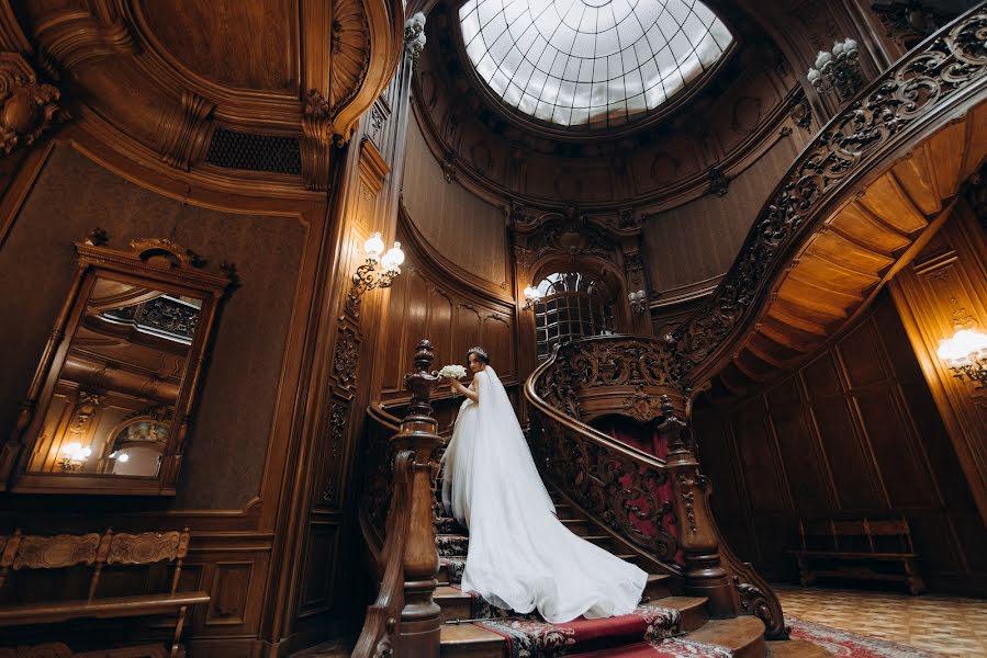 Wedding photographer Volodymyr Harasymiv (VHarasymiv). Photo of 01.10.2019