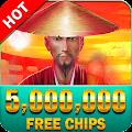 Asian Monk - Free Vegas Casino Slots Machines