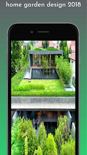 home garden design 2018 - náhled