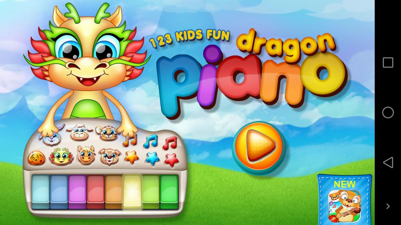 Kids Piano & Music for babies - Android Apps on Google Play