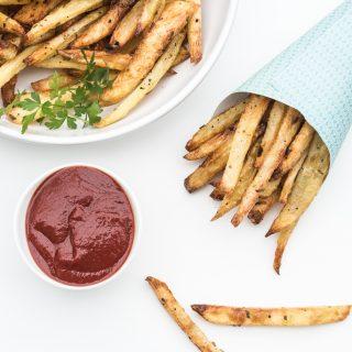 Rosemary Garlic Fries.