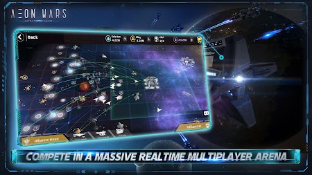 Aeon Wars: Galactic Conquest APK screenshot thumbnail 6