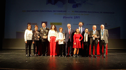 Down España entrega los premios 'Trébol a la Solidaridad'