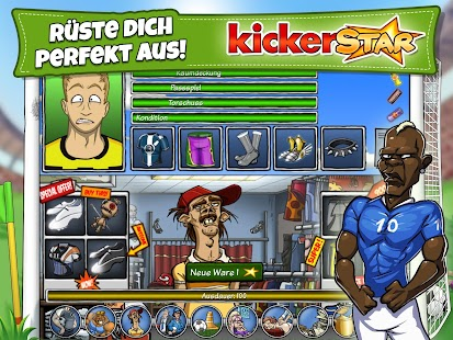 KickerStar – Miniaturansicht des Screenshots