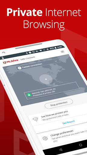 Safe Connect VPN: Proxy Wi-Fi Hotspot, Secure VPN screenshot 2