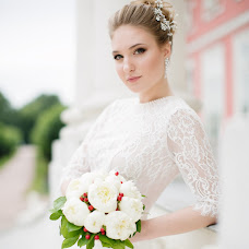 Wedding photographer Polina Kholodova (Polek). Photo of 26.10.2015
